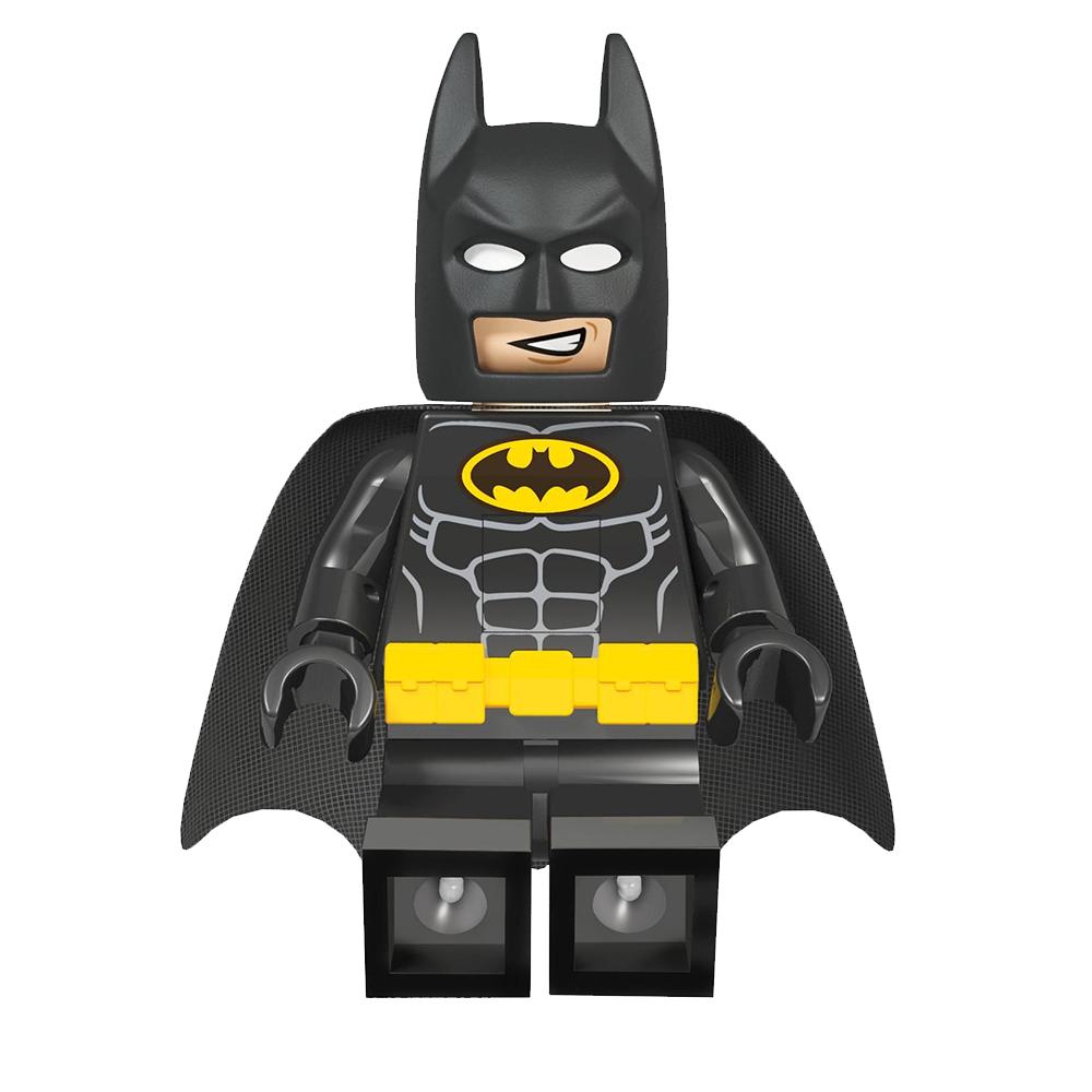 Presidente Bat-Team